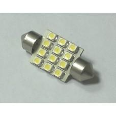T10X40 SV8.5 2W 12 SMD LED