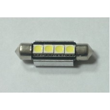 T11x39 4 SMD LED with heat sink