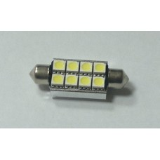 T11x41 8 SMD LED with heat sink
