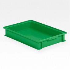 Dėžė 14/6-2F žalia, 450x300x72mm