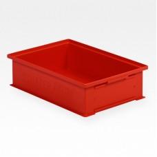 Dėžė 14/6-2H raudona, 450x300x120mm