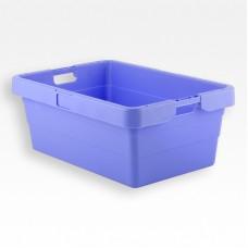 Dėžė KS18 mėlyna, 775/655x535/415x315mm