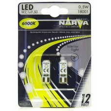 Light NARVA WBT10 3LED 12V 0.5W W2.1X9.5D