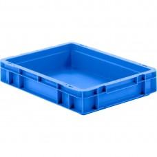 Dėžė EF4070 mėlyna, 400x300x75mm