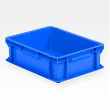 Dėžė EF4120 mėlyna, 400x300x120mm