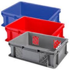 Dėžė EF4121 mėlyna, 400x300x120mm