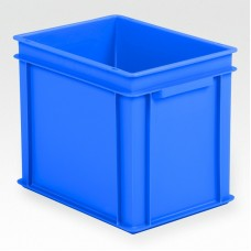 Dėžė EF4320 mėlyna, 400x300x320mm