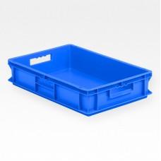 Dėžė EF6120 mėlyna, 600x400x120mm