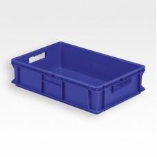 Dėžė EF6140 mėlyna, 600x400x140mm