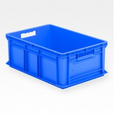 Dėžė EF6220 mėlyna, 600x400x220mm