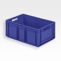 Dėžė EF6240 mėlyna, 600x400x240mm