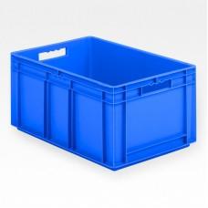 Dėžė EF6280 mėlyna, 600x400x285mm
