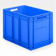 Dėžė EF6420 mėlyna, 600x400x420mm