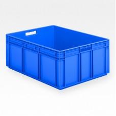 Dėžė EF8320 mėlyna, 800x600x320mm