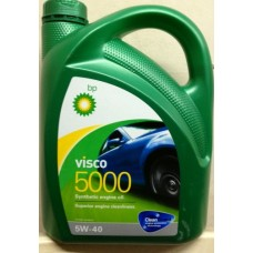 BP VISCO 5000, SAE 5W-40, 4L
