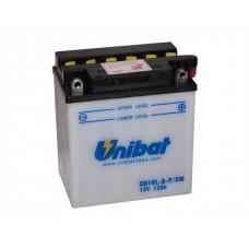 Unibat CB10L-B-P/SM 11Ah 160A 12V, 135mm x 90mm x 145mm