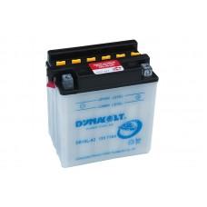 DYNAVOLT DA DB10L-A2 12V 11Ah, 136mm x 91mm x 146mm