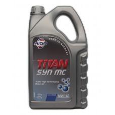 FUCHS TITAN SYN MC, SAE 10W-40, 4L