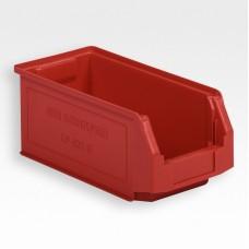 Dėžutė LF421 raudona, 380x185x154 mm