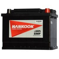 HANKOOK 55Ah 480A 12V MF55559, 242mm x 174mm x 190mm
