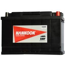 HANKOOK 100Ah 850A 12V MF60038, 354mm x 174mm x 190mm