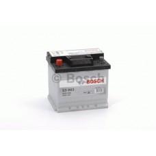 BOSCH 45Ah 12V 400A +- S3003, 207mm x 175mm x 190mm