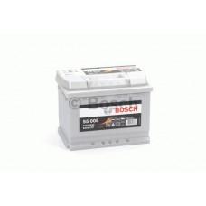BOSCH 63Ah 12V 610A +- S5006, 242mm x 175mm x 190mm