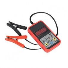 Elektroninis akumuliatorių ir įkrovimo sistemų testeris 12V - Sealey Tools BT102