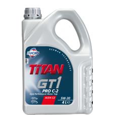 FUCHS TITAN GT1 PRO C-2, SAE 5W-30, 4L