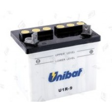 Unibat Garden U1R-9-SM 28Ah 235A 12V, 196mm x 130mm x 156mm