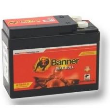 Banner GTR4A-5 3Ah Bike Bull GEL 12V 53A, 113mm x 48mm x 85mm