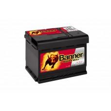 Banner 60Ah Power 12V 540A, 241mm x 175mm x 175mm
