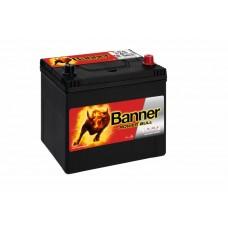 Banner 60Ah Power 12V 480A, 233mm x 173mm x 225mm
