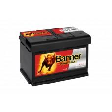 Banner 72Ah Power 12V 660A, 278mm x 175mm x 175mm