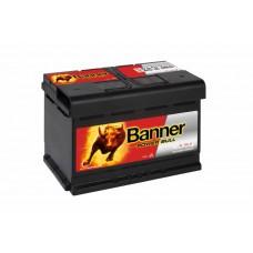 Banner 74Ah Power 12V 680A, 278mm x 175mm x 190mm