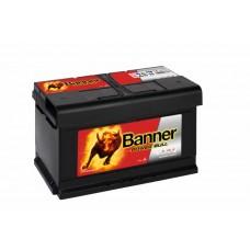 Banner 80Ah Power 12V 700A, 315mm x 175mm x 175mm