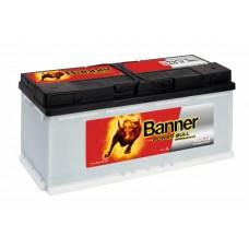 Banner 110Ah Power PRO 12V 850A 394mm x 175mm x 190mm