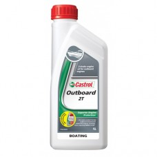 CASTROL 2T OUTBOARD 1L