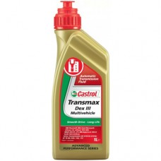 CASTROL ATF IIIH TRANSMAX DEX III MULTIVEHICLE 1L