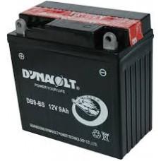 DYNAVOLT DB DB9-BS 12V 9Ah, 135mm x 76mm x 137mm
