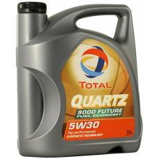 TOTAL QUARTZ 9000 FUTURE NFC, SAE 5W-30, 5L