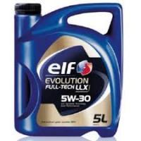 ELF EVOLUTION FULLTECH LLX, SAE 5W-30, 5L