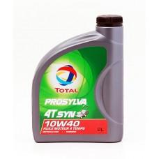 Total PROSYLVA 4T SYN SAE 10W-40 2L