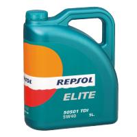 REPSOL ELITE 50501 TDI, SAE 5W-40, 5L