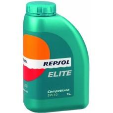 REPSOL ELITE COMPETICION, SAE 5W-40, 1L