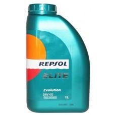 REPSOL ELITE EVOLUTION, SAE 5W-40, 1L