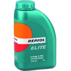REPSOL ELITE LONG LIFE 50700/50400, SAE 5W-30, 1L