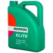 REPSOL ELITE LONG LIFE 50700/50400, SAE 5W-30, 4L