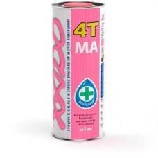 XADO Atomic Oil 4T MA SAE 10W-60 1L