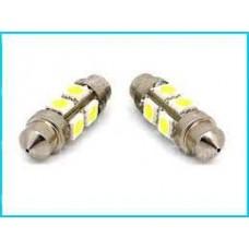 LED 8 SMD T11x36
